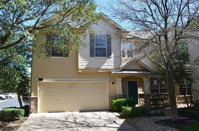 Hays County, Travis County, Williamson County Condo/Townhouse Pending - Taking Backups: 8518 Cahill Dr #1