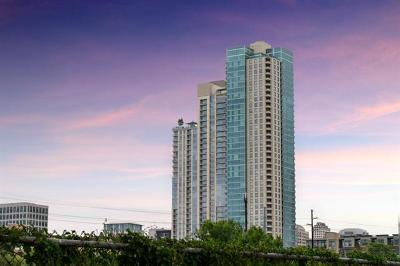 Condo/Townhouse Pending - Taking Backups: 300 Bowie St #2904