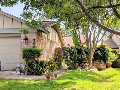 Condo/Townhouse For Sale: 9429 Singing Quail Dr