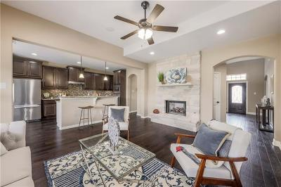 Georgetown Single Family Home For Sale: 1124 Daylily Loop