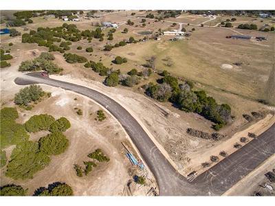 Liberty Hill Residential Lots & Land For Sale: 101 Ken Pelland Cv
