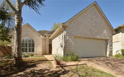 Hays County, Travis County, Williamson County Single Family Home For Sale: 10332 Shinnecock Hills Dr