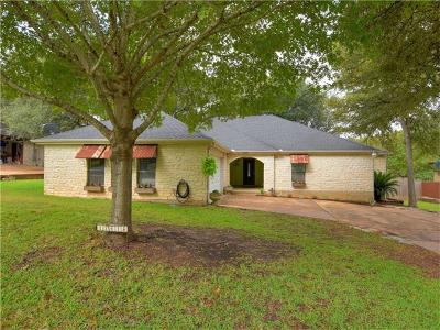 Buda Single Family Home For Sale: 12616 Eagle Nest Dr