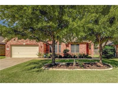 Round Rock Single Family Home Pending - Taking Backups: 2321 Masonwood Way
