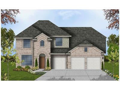 Pflugerville Single Family Home Active Contingent: 3324 Nighthawk Dr