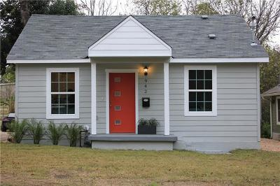Travis County Single Family Home For Sale: 942 E 53rd St