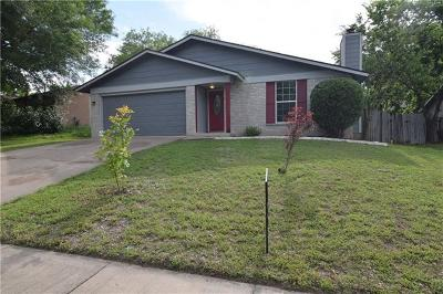 Single Family Home Pending - Taking Backups: 6802 Lunar Dr