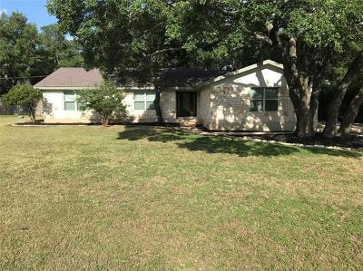 Georgetown Single Family Home For Sale: 701 Toledo Trl
