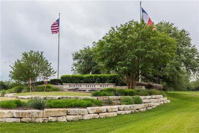 Austin Single Family Home For Sale: 2705 Creeks Edge Pkwy