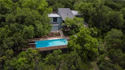Hays County, Travis County, Williamson County Single Family Home For Sale: 1000 Castle Ridge Rd