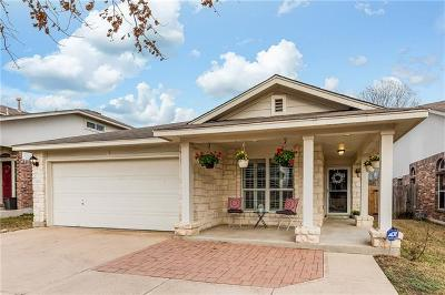 Hays County, Travis County, Williamson County Single Family Home For Sale: 11503 Dub Dr