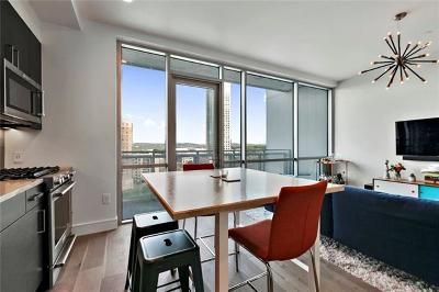 Austin Condo/Townhouse For Sale: 222 West Ave #1108