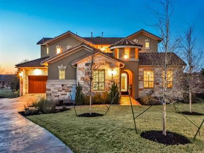 Austin Single Family Home For Sale: 107 Largo Cv