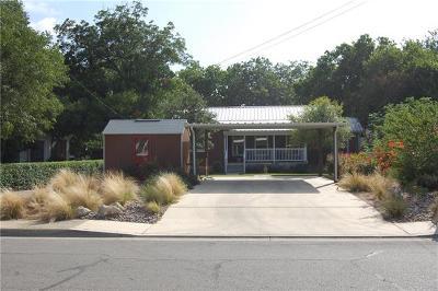 Lockhart Single Family Home Pending - Taking Backups: 224 S Rio Grande St