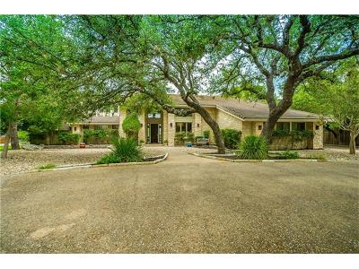 Lakeway Single Family Home For Sale: 404 S Morning Cloud St N