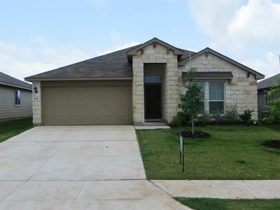 San Marcos Single Family Home Pending - Taking Backups: 170 Cazador Dr