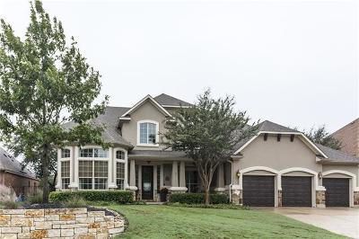 Austin Single Family Home For Sale: 17200 Rush Pea Cir