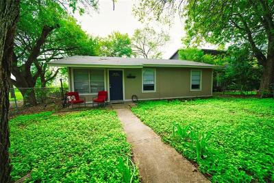 Single Family Home For Sale: 318 Durango St