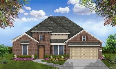 Leander Single Family Home For Sale: 1645 Amarone Dr