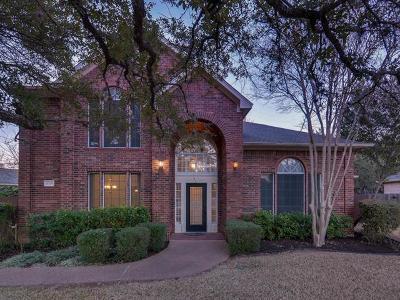 Austin Single Family Home Pending - Taking Backups: 10200 Banks Ct