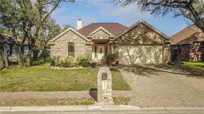 San Marcos Single Family Home For Sale: 2010 Stonehaven