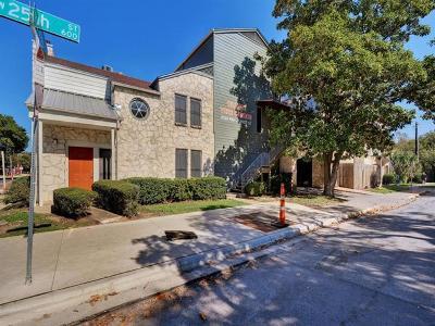Condo/Townhouse For Sale: 2529 Rio Grande #52