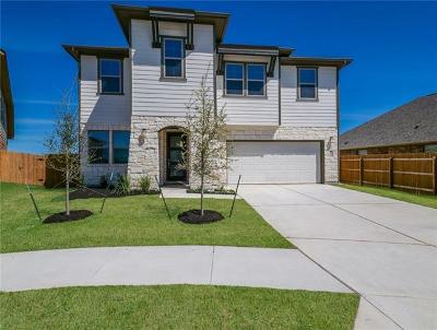 Hutto Single Family Home For Sale: 1008 Guernsey Cv