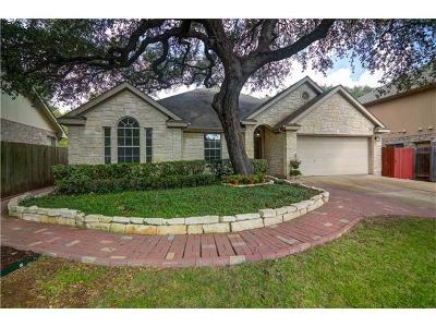 Austin Single Family Home For Sale: 10916 Beachmont Ln