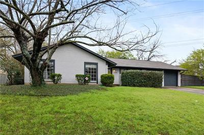Austin Single Family Home For Sale: 7508 Glenhill Rd