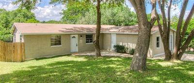 Austin Single Family Home For Sale: 6202 Hylawn Dr