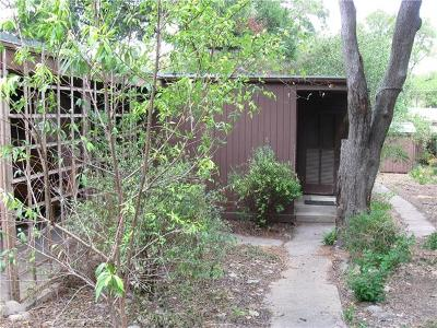 Austin Single Family Home Pending - Taking Backups: 4101 Ridgelea Dr