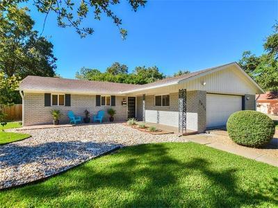 Austin Single Family Home Pending - Taking Backups: 3011 Yellowpine Ter