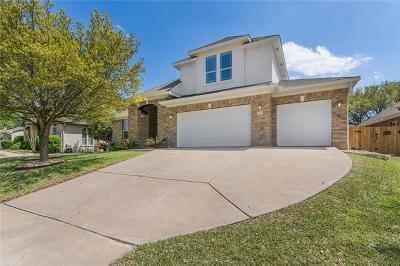 Austin Single Family Home For Sale: 17300 Ennis Trl