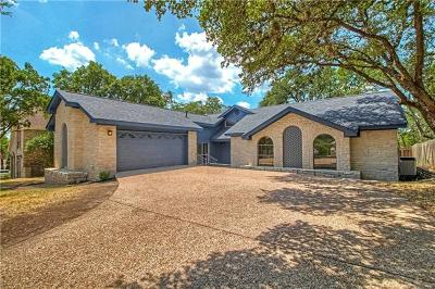 Austin Single Family Home For Sale: 6000 Mesa Dr