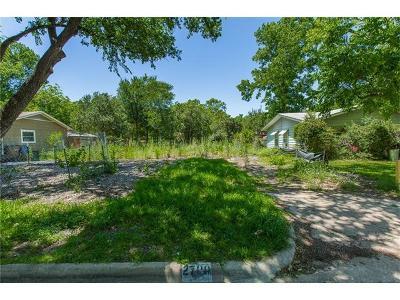 Austin Residential Lots & Land For Sale: 2700 Nottingham Ln