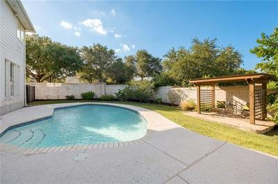 Austin Single Family Home For Sale: 9613 Corbe Dr
