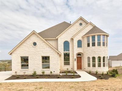 Dripping Springs Single Family Home For Sale: 9313 Stratus Dr