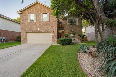 Round Rock Single Family Home For Sale: 205 Creek Ridge Ln