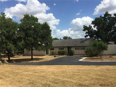 San Marcos Single Family Home For Sale: 2603 Rolling Oaks