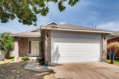 Austin Single Family Home For Sale: 2406 Jesse Owens Dr