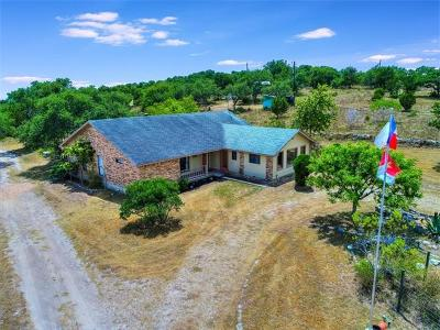 Hays County Single Family Home For Sale: 410 Harmon Hills Cv