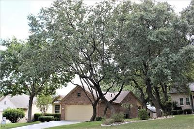 Georgetown Single Family Home For Sale: 118 Lariat Dr