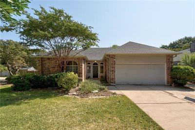 Austin Single Family Home For Sale: 12609 Deer Falls Dr