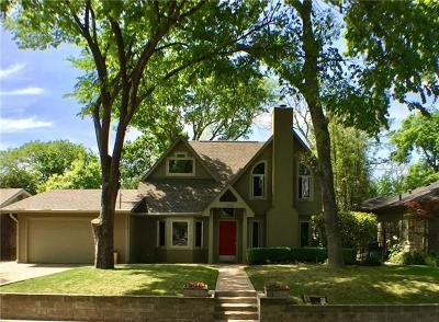 Austin Single Family Home For Sale: 3100 Bryker Dr