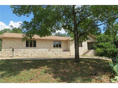 Austin Single Family Home Pending - Taking Backups: 6511 Lakewood Dr