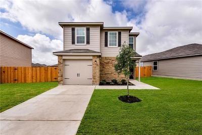 Jarrell Single Family Home For Sale: 730 Yearwood Ln