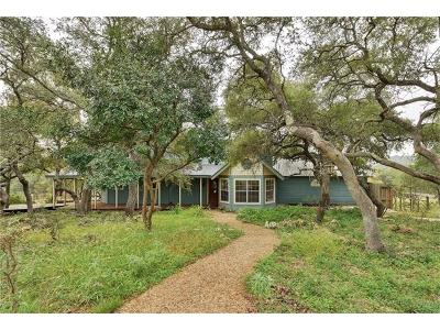 San Marcos Single Family Home For Sale: 460 Oakwood Loop