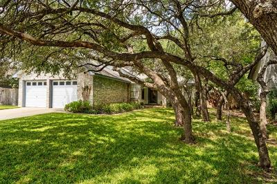 Leander Single Family Home For Sale: 709 Spring Hollow Dr