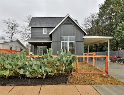 Austin Single Family Home For Sale: 7013 Yates Ave