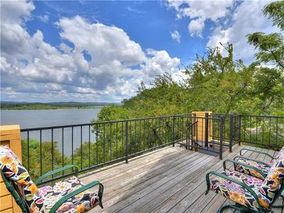 Spicewood Single Family Home For Sale: 108 Center Cove Ii Loop
